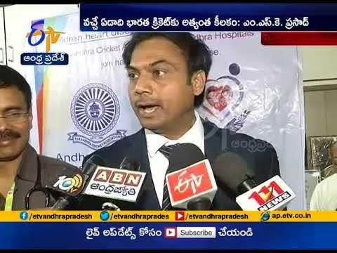 2018 is Very Important for Team India | as There are More Foreign Tours | MSK Prasad