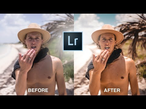 HOW TO GET LIGHTROOM PRESETS ON YOUR PHONE | TUTORIAL