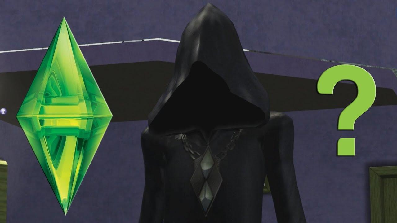 ¿Qué se esconde detrás de La Parca de Los Sims 3? - YouTube
