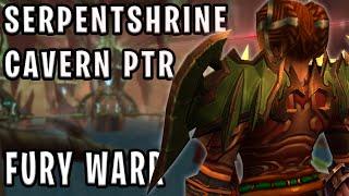 First SERPENTSHRINE CAVERN PTR RAID!   TBC Classic Warrior