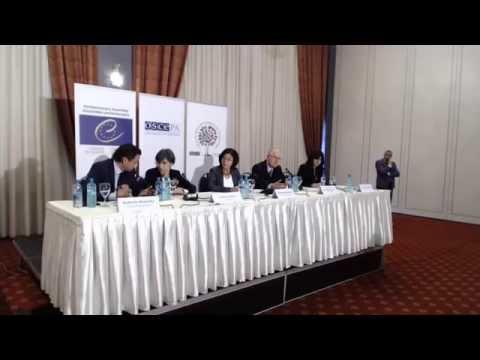 the fYr Macedonia, Presidential & Early Parliamentary Elex, 27 April 2014: Elex Obs. Mis. Press Con.