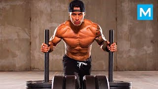 GYM MONSTER - Michael Vazquez | Muscle Madness