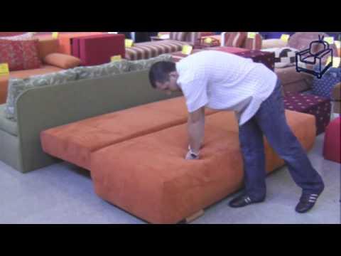 RS Bútoráruház - Winer kanapéágy - YouTube