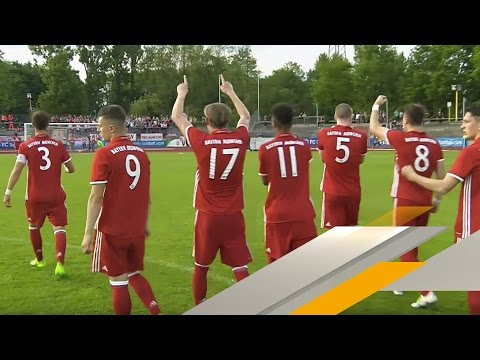 Re-Live   FC Schalke 04 - FC Bayern München   U19-Bundesliga Halbfinale - Rückspiel