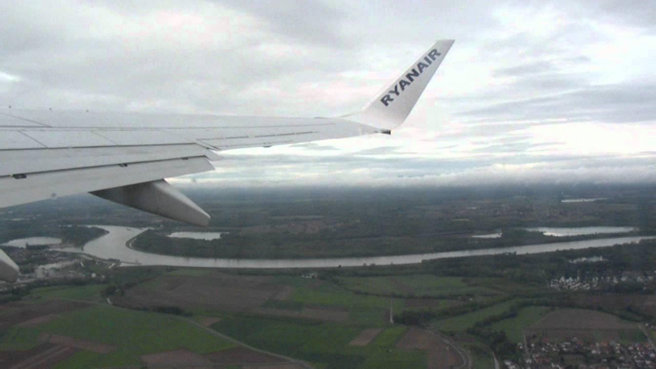 Ryanair Baden Baden Airport