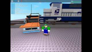 Train Vs Truck roblox