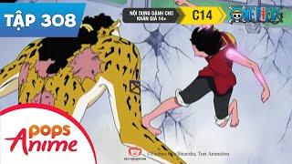 One Piece Tập 308 - Chờ Đợi Luffy! Hỗn Chiến Trên Cầu Do Dự. - Phim Hoạt Hình Đảo Hải Tặc
