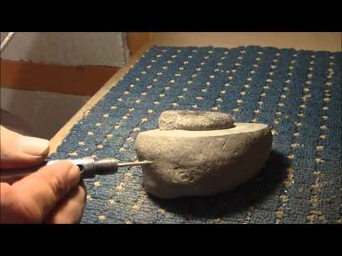 Fossil Preparation Grinding