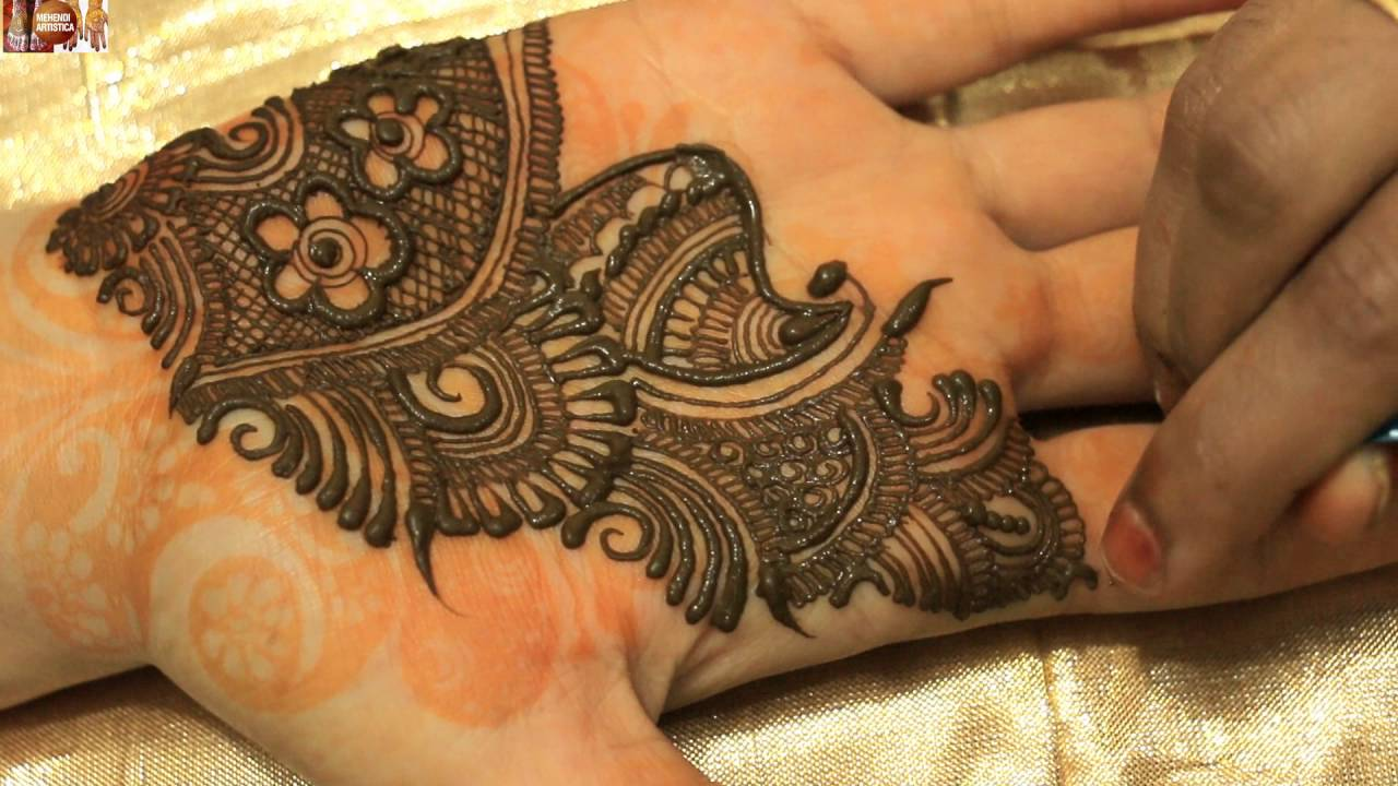 450Easy Henna DesignsFull Hand Mehendi Designs For Hands