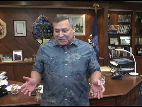 Calvo: Guam WILL vote for political status in 2018