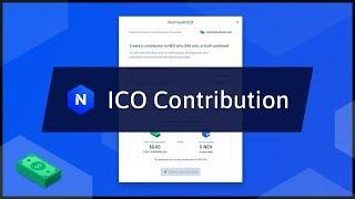 Neon Exchange ICO contribution walk through thumbnail