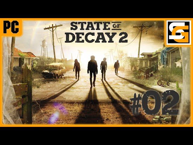 Angezockt: State of Decay 2 [#02] - Ein neues Zuhause