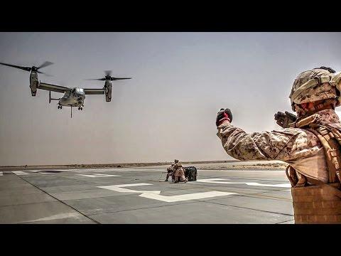 Marine Medium Tiltrotor Squadron – External Sling Load Operations