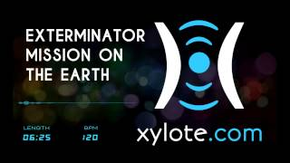 Gambar cover Xylote.com - Exterminator Mission on Earth (Royalty Free Music)