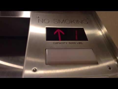 2011 Schindler? hydraulic elevators @ Target in East Liberty, Pittsburgh, Pennsylvania