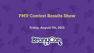 PMV Contest Results Show
