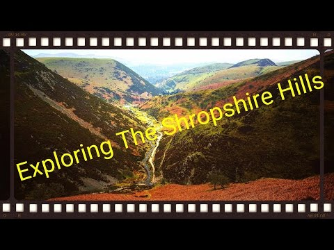 Exploring The Shropshire Hills / Carding Mill Valley and Long Mynd