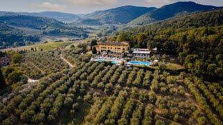 Mia + Scott - Tuscany, Italy