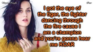 Roar - Katy Perry Karaoke Duet |Sing With Katy!!|