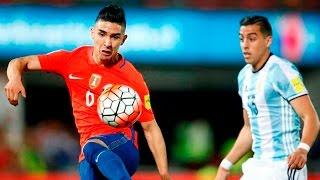 Argentina vs Chile 2-1 Copa America 2016 - FIFA 16