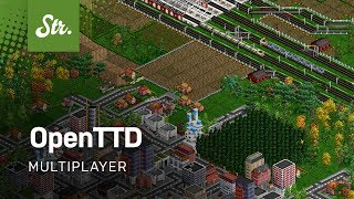 +6hs of Glorious OpenTTD