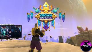 HACKER Caught On Stream! - Realm Royale Highligh