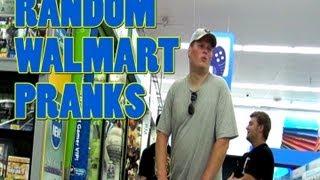 Random Walmart Pranks