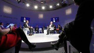 Davos 2016 - A Journey of Discovery with Al Roth