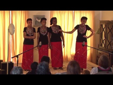 Short People (Randy Newman) by the Moipei Quartet.