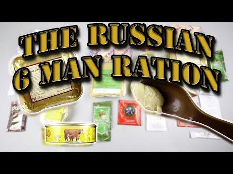 RUSSIAN 6 MAN RATION (FULL VERSION)
