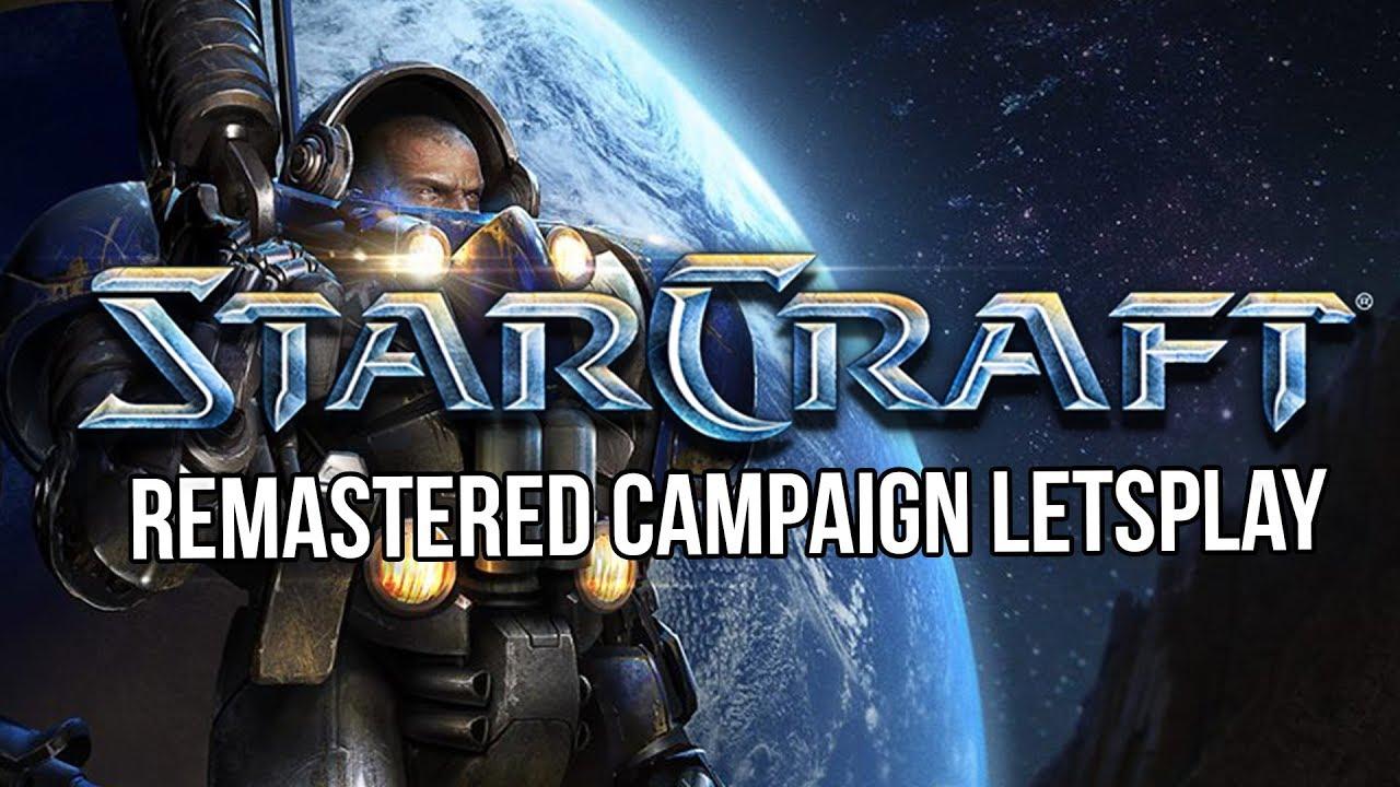 Download Starcraft Remastered Original Campaign | Terran Ep 1