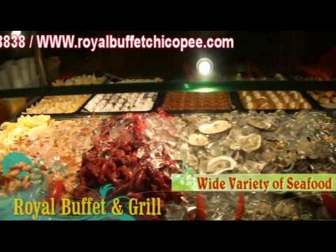 Royal Buffet & Grill Chicopee Ma