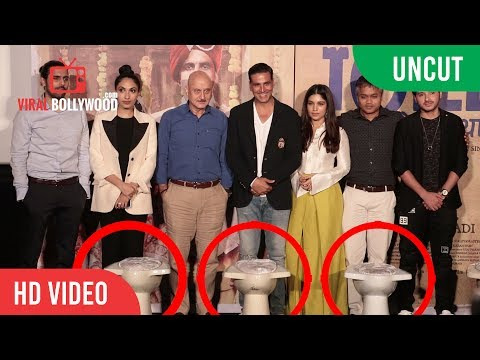 UNCUT - Toilet Ek Prem Katha | Media Interaction | Akshay Ku