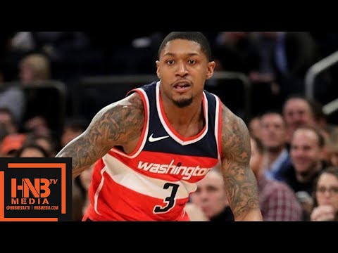 Charlotte Hornets vs Washington Wizards Full Game Highlights / Feb 23 / 2017-18 NBA Season