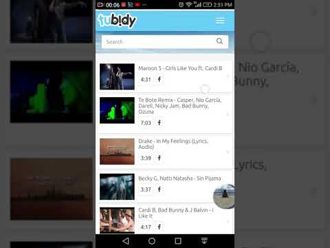 How To Download Music /Tubidy.Com