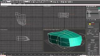 С ЧЕГО НАЧАТЬ? 3DS MAX за 7 дней [Полигоны, создание модели, редактор] (Урок 2)