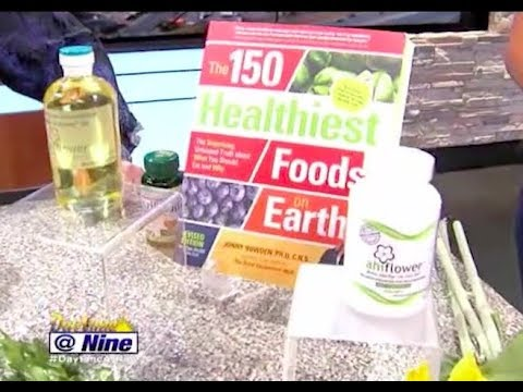 Ahiflower Oil Makes the List of 150 Healthiest Foods on Earth