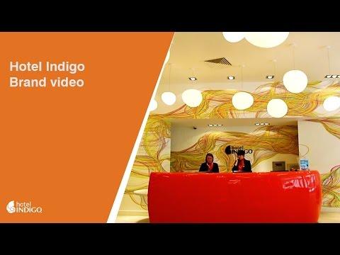Hotel Indigo Brand video