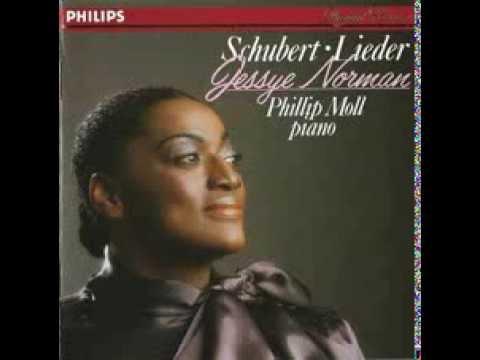 Jessye Norman. Schubert Lieder
