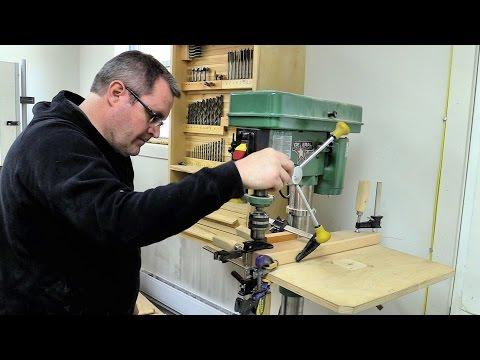 Making Wooden Blinds Part 3