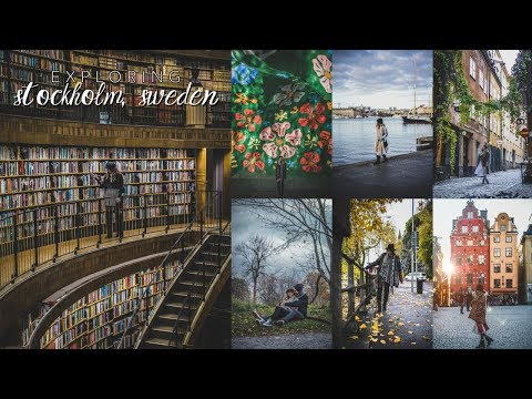 Travel Diary: Stockholm, Sweden