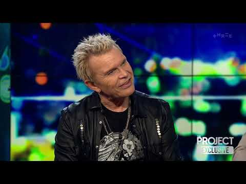 Billy-Idol-The-Project-NZ-Interview-21.01.20