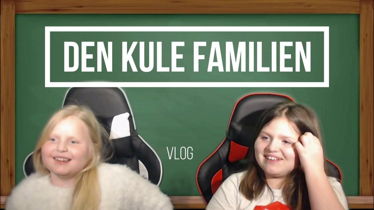 Vlog 16.mars, første dag med hjemmeskole