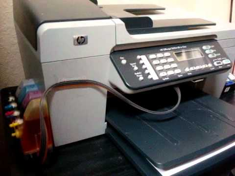 HP Officejet J Scanner Driver Download & Setup