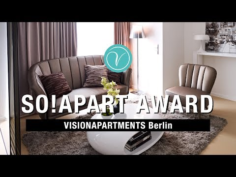 VISIONAPARTMENTS BERLIN So!Apart Award