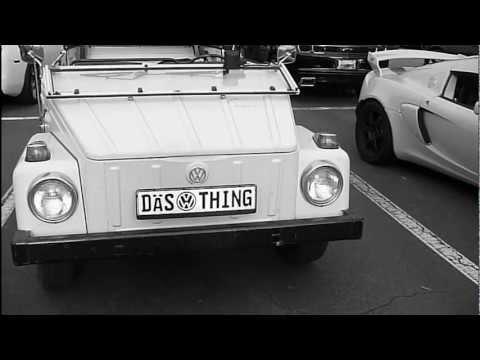1974 Volkswagen Kübelwagen