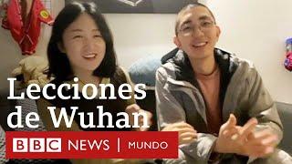 VIDEO. Consejos de los habitantes de Wuhan sobre el coronavirus y el aislamiento