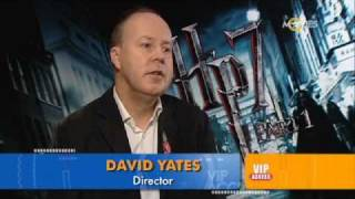 STAR Movies VIP Access: David Yates - Harry Potter And The Deathly Hallows Pt. 1