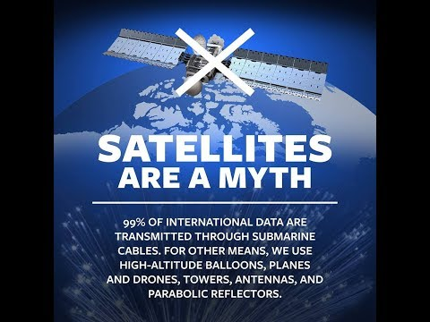Flat Earth ~ Satellite Deception - OH YES, You Have Been Deceived - BIG TIME... THINK!!!
