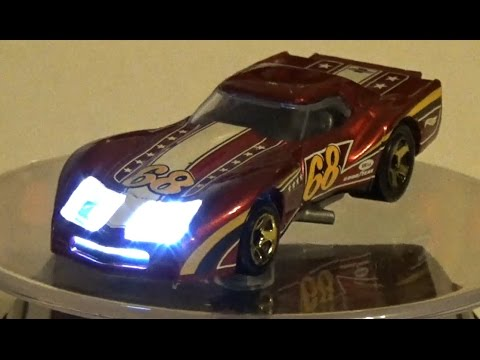 How To Add Working Headlights To Your Hot Wheels Custom Youtube